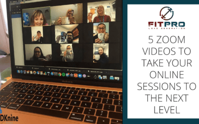 5 Zoom Videos To Take Your Online Sessions To The Next Level