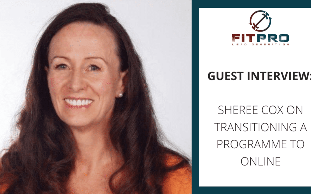 Guest Interview: Sheree Cox