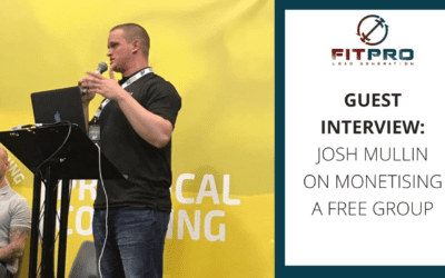 Guest Interview: Josh Mullin on Monetising a Free Group