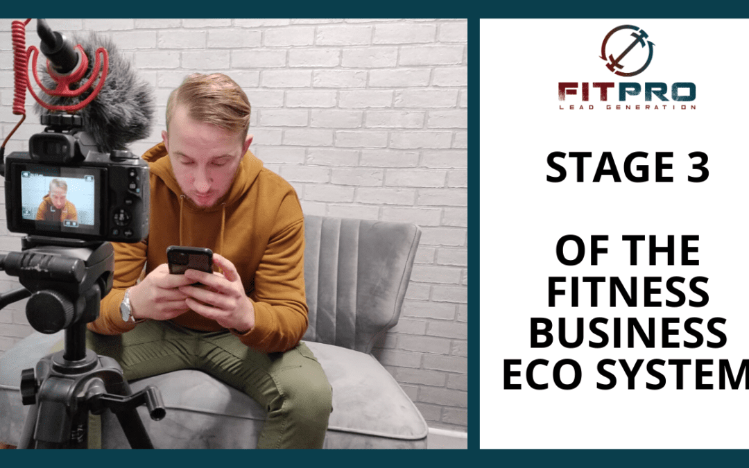 Stage 3 Of The Fitness Business Eco-System