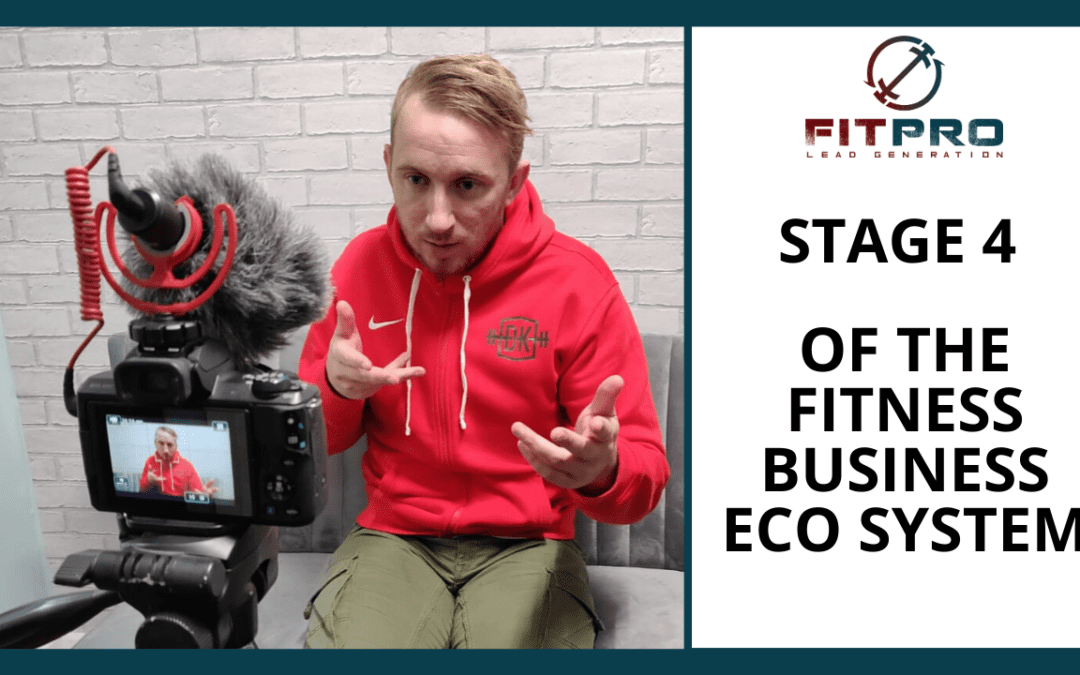 Stage 4 Of The Fitness Business Eco-System