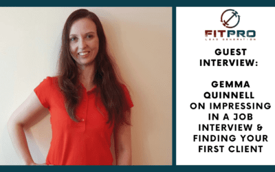 Guest Interview: Gemma on Impressing In A Job Interview