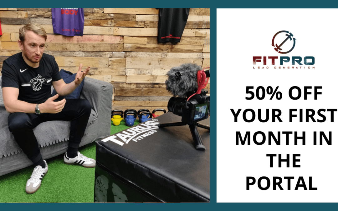 ❗️ 50% OFF Your First Month in The Portal ❗️