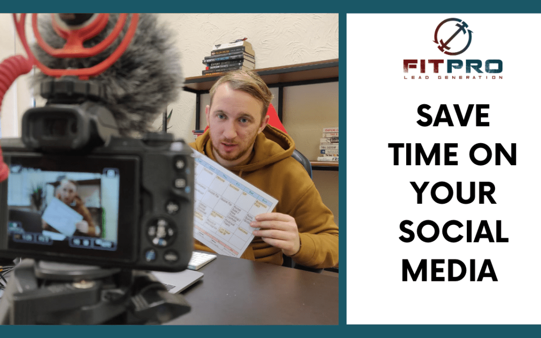 Save Time on Your Social Media