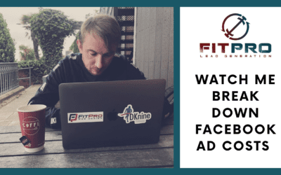 Watch Me Break Down Facebook Ad Costs