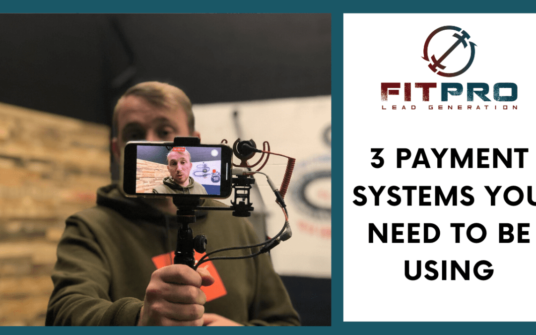 3 Payment Systems You Need To Be Using