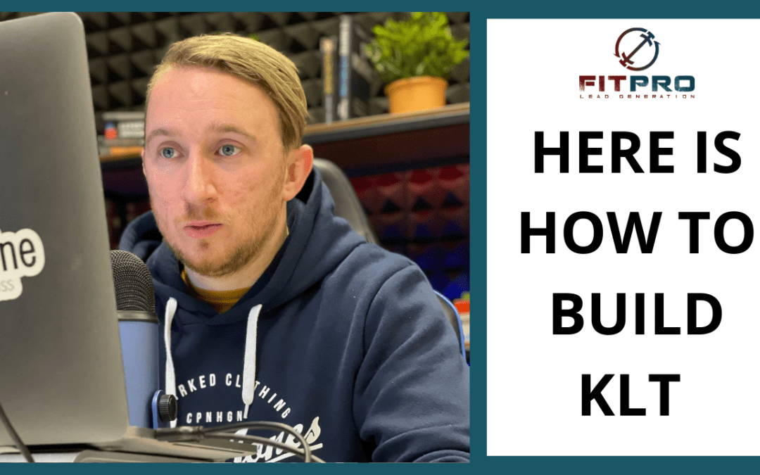 Here's How To Build KLT