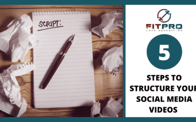 The 5 Steps To Structure Your Social Media Videos