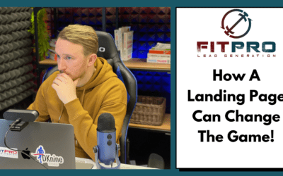 How A Landing Page Can Change The Game!