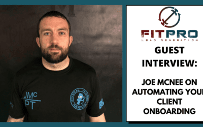 Guest Interview: Joe McNee on Automating Your Client Onboarding